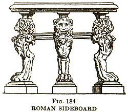 Awesome 184: ROMAN SIDEBOARD
